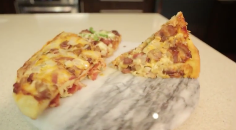 courtesy of epic meal time on youtube on the one hand the doublesided pizza appears