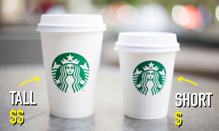 Amount Of Coffee In Short Starbucks