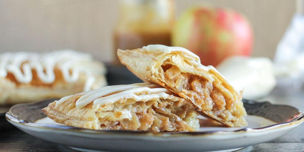 Best Caramel Apple Toaster Strudels Recipe How to Make Caramel
