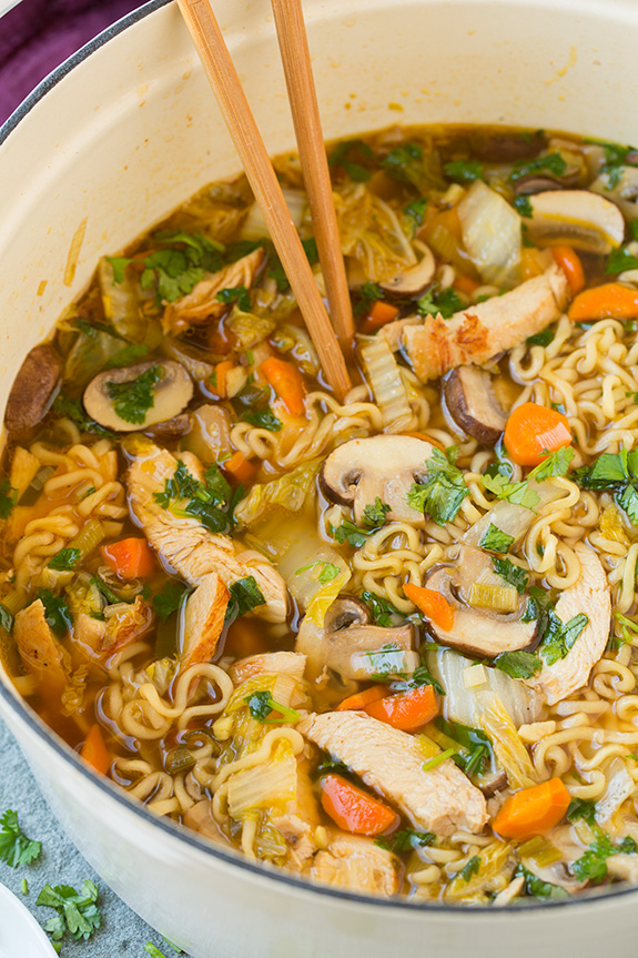 chinese chicken soup recipe news