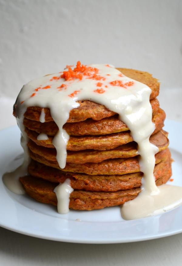 Pancake recipe cake