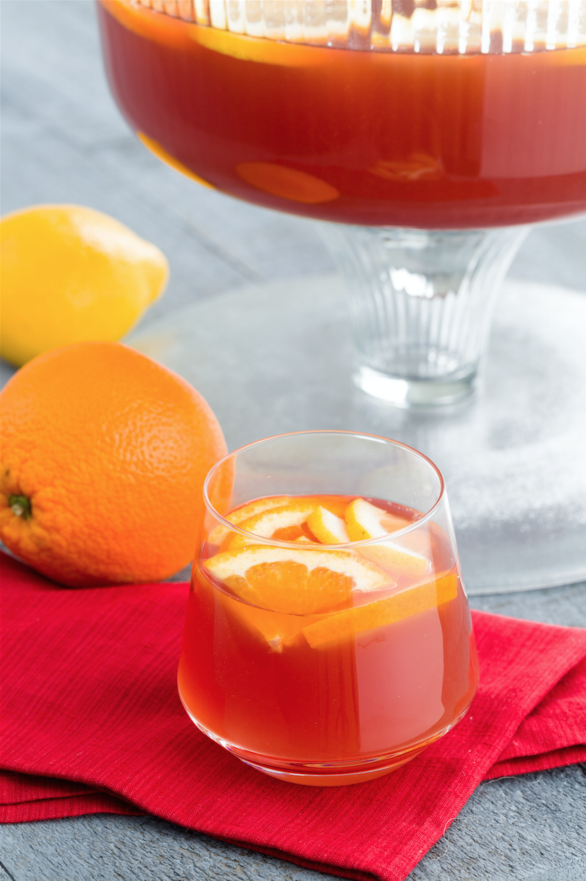 13 halloween punch recipes alcoholic fall punches delishcom - Punch For Halloween