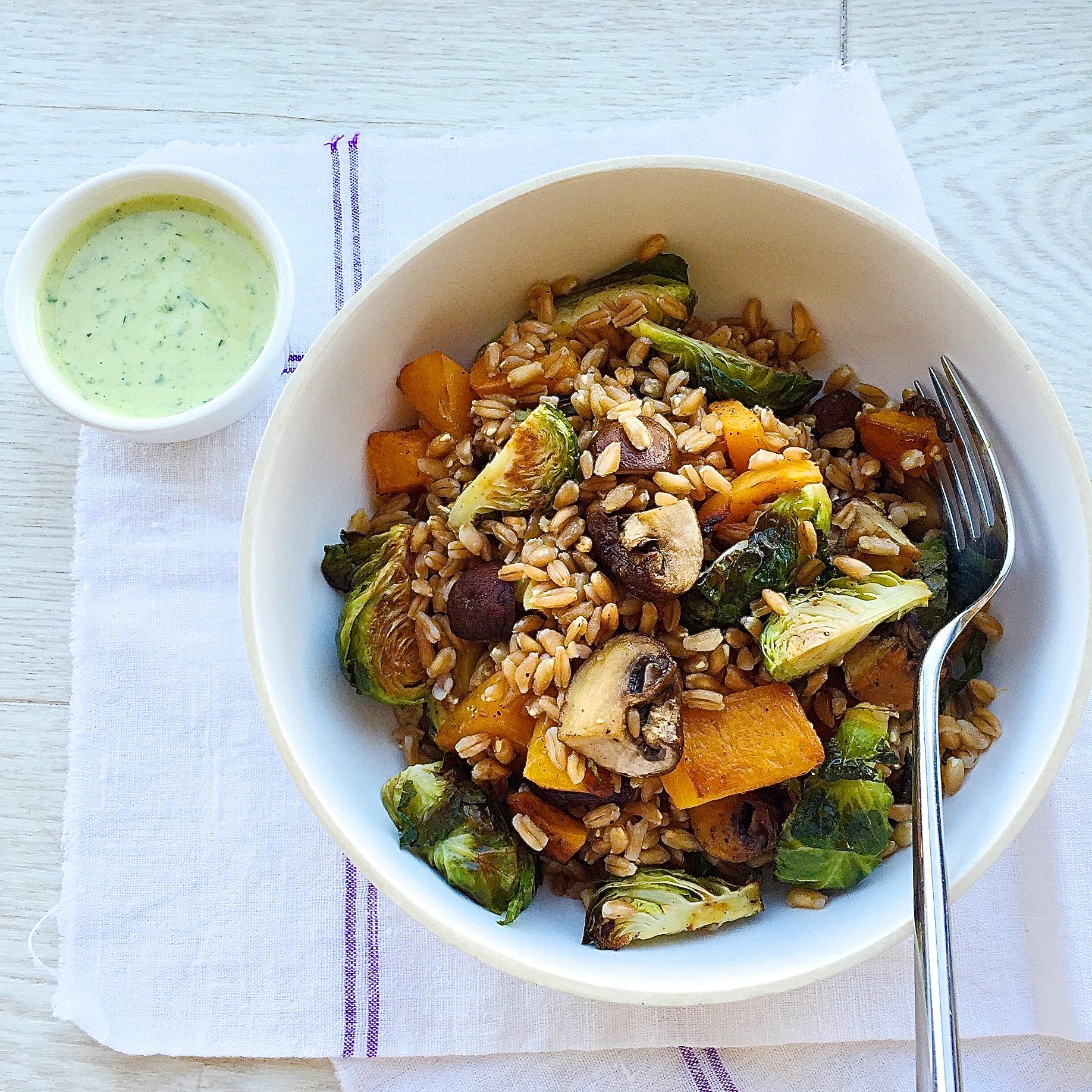 Fall Vegetarian Recipe Ideas