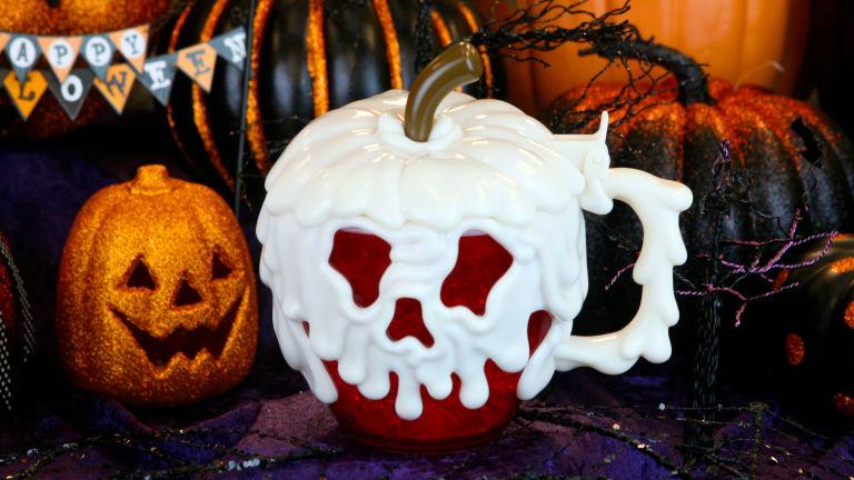 disney apple steins - Disney Halloween Photos