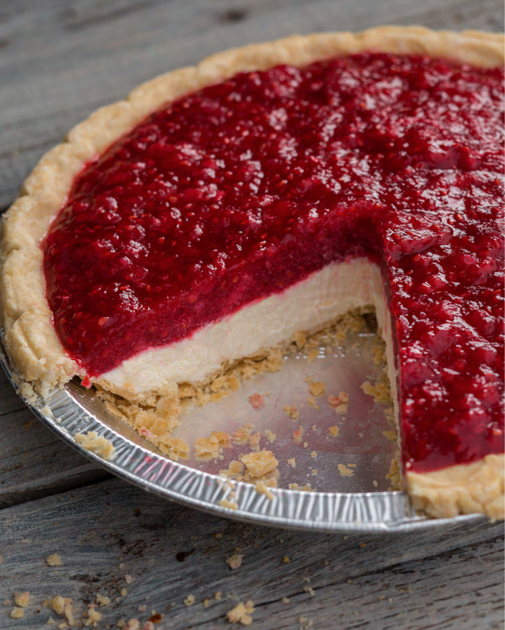 Especially if it's Kneader's Raspberry Cream Cheese Pie. (Cougarrr ...