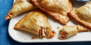 Fried Apricot Turnovers