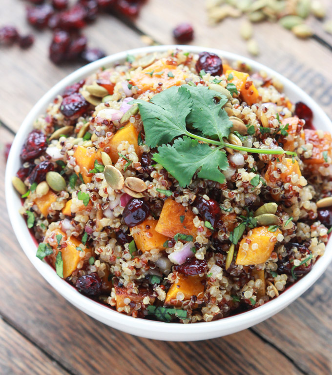 Healthy thanksgiving dinner salad recipes