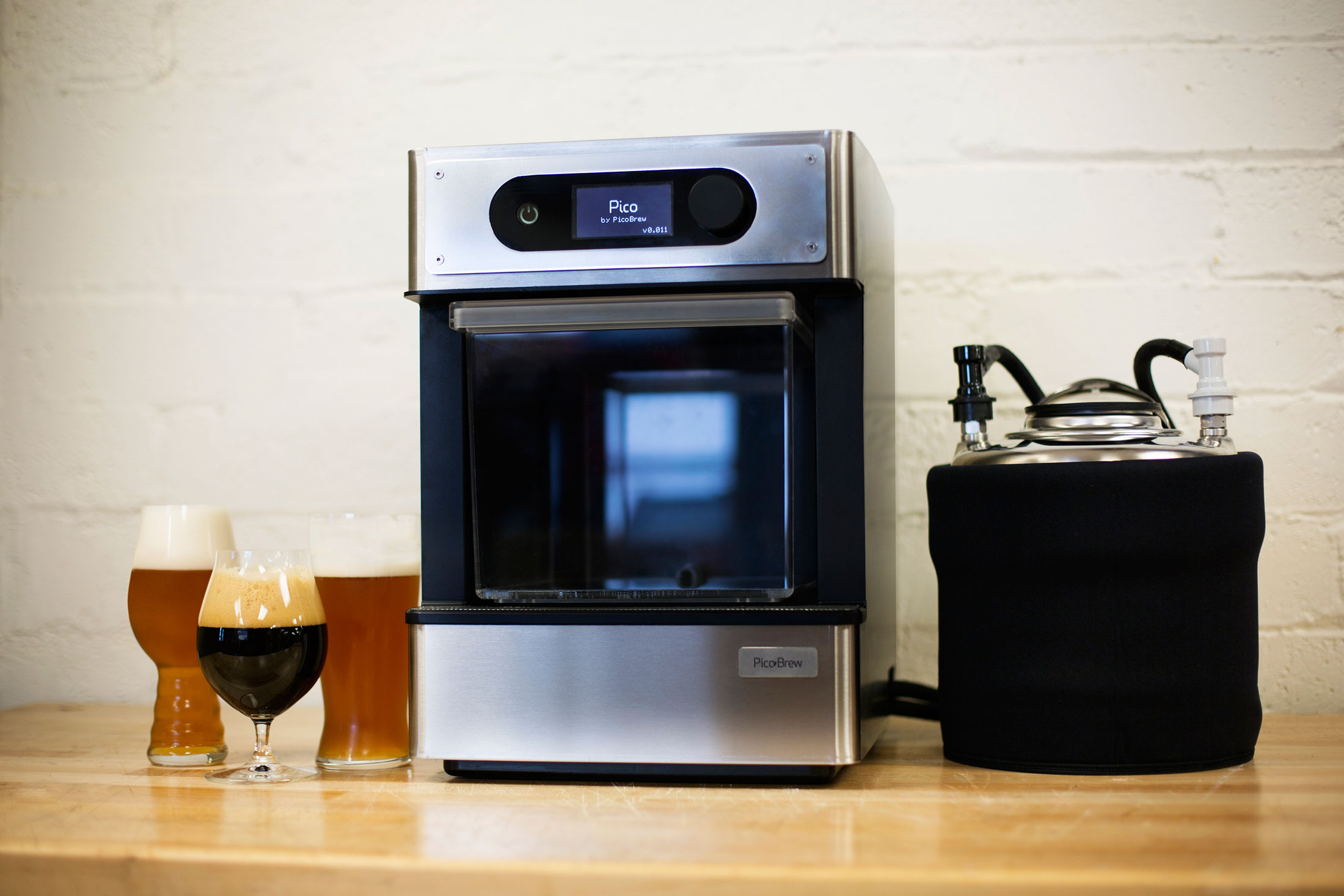 Pico Brew Is Basically A Keurig For Beer