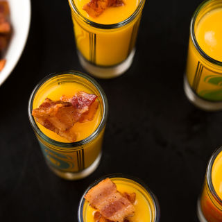 Squash + soup were made for each other.