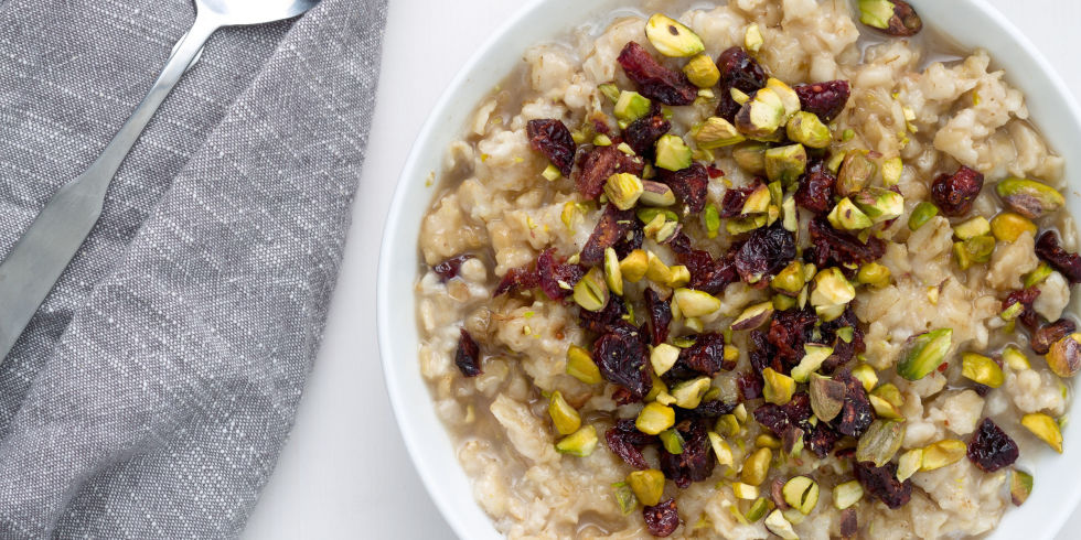 oatmeal makanan sehat