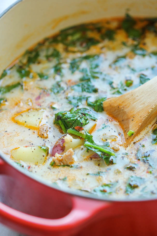 Easy basic potato soup recipes