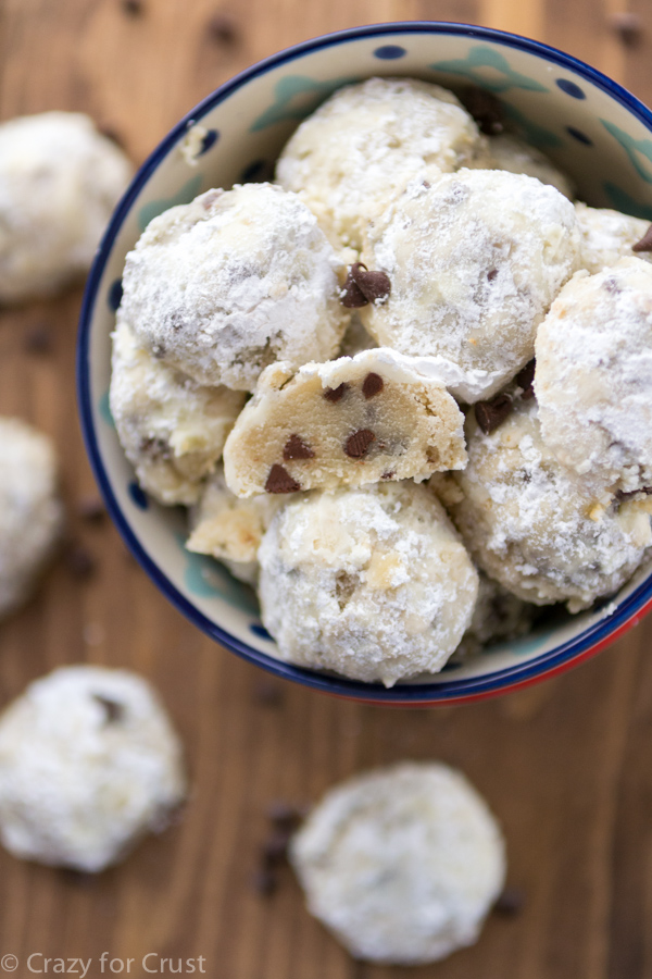 Snowball cookies recipe uk