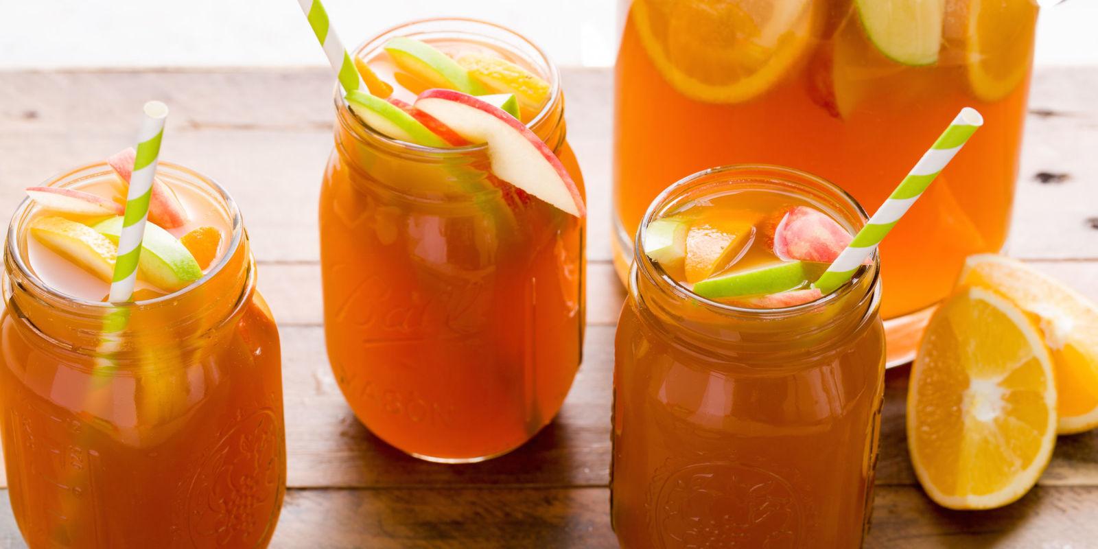 Best Apple Cider Sangria Recipe-How to Make Apple Cider Sangria-Delish ...