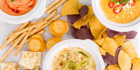 Slow-Cooker Dips - Holiday