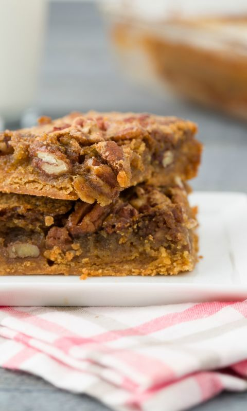 Pecan Pie Bar Recipe Cake Mix