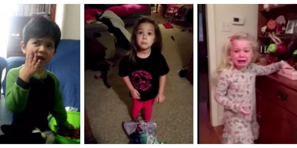 Watch People Hilariously Torture Their Kids With Jimmy Kimmel ...