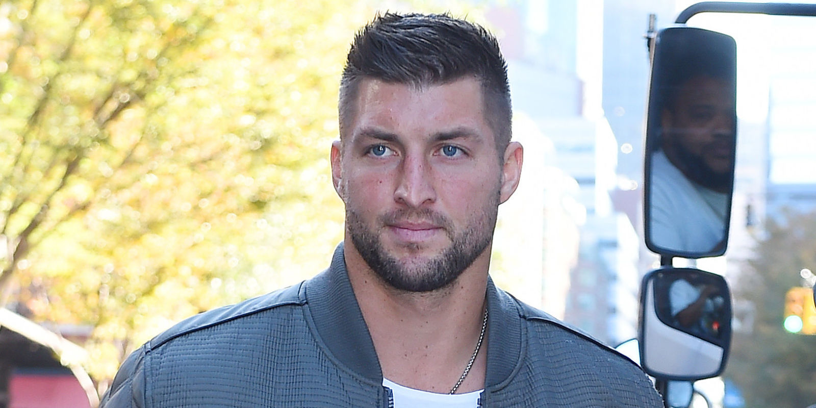Tim tebow friar tuck haircut