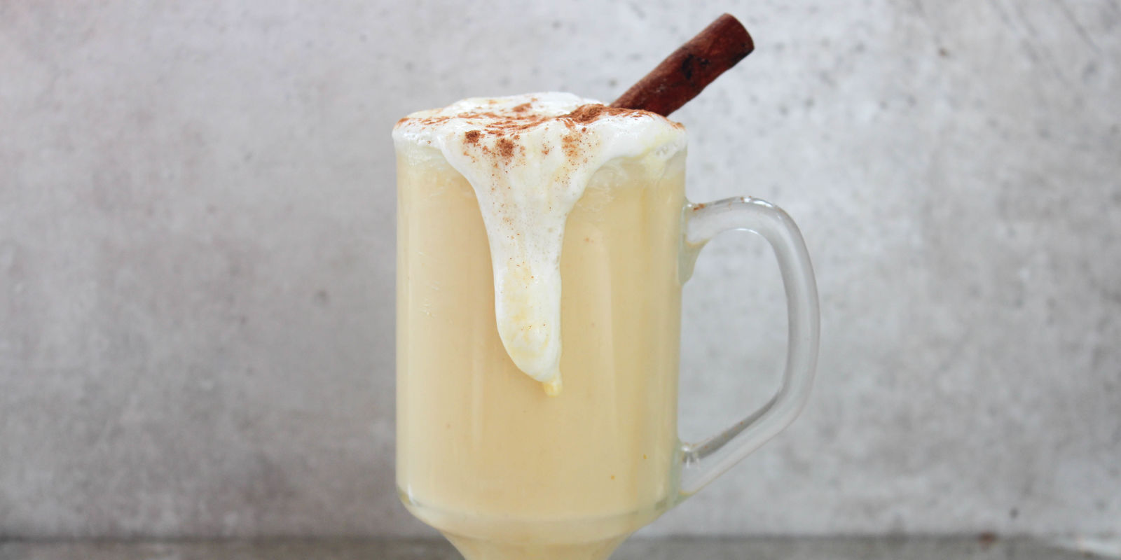 Spice Eggnog White Hot Chocolate Recipe-How to Make Pumpkin Spice ...