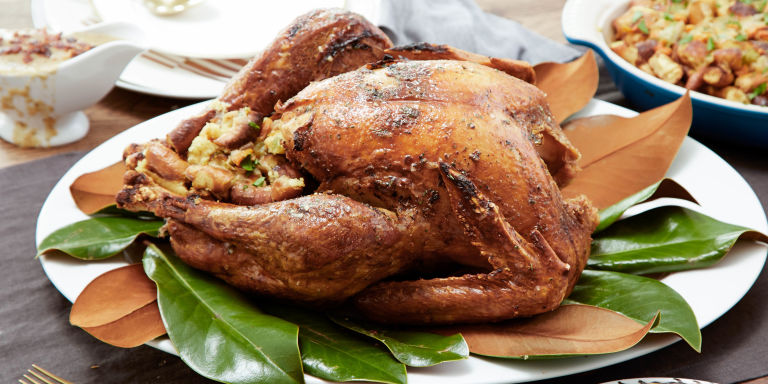 Quick and easy thanksgiving day recipes
