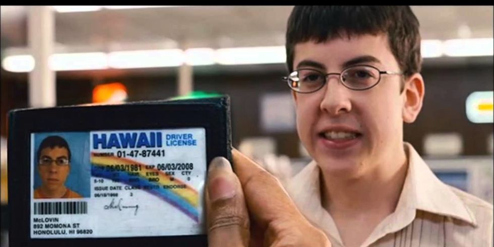 legal drinking age laws could lower drinking age from to  mclovin from superbad