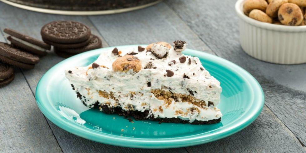 Cookies & Milk Pie