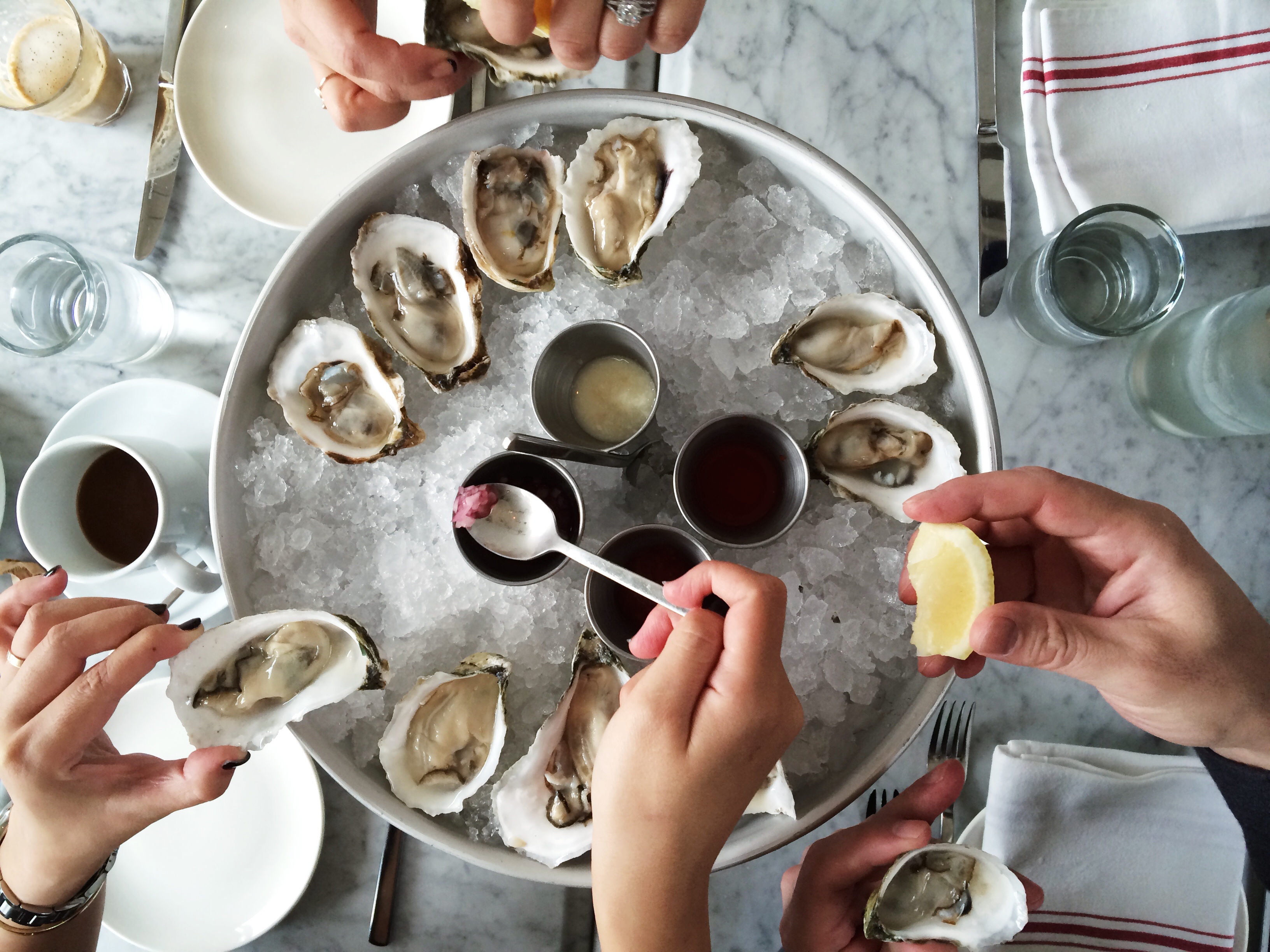 Dangerous bacteria in oysters and raw fish has killed 13 for Raw fish food poisoning