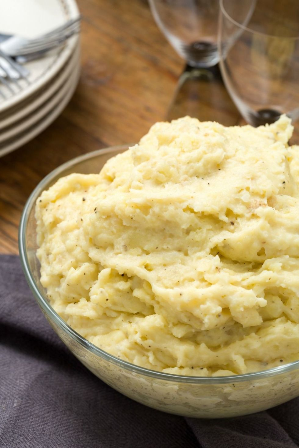 Mashed potatoes and eggs recipes