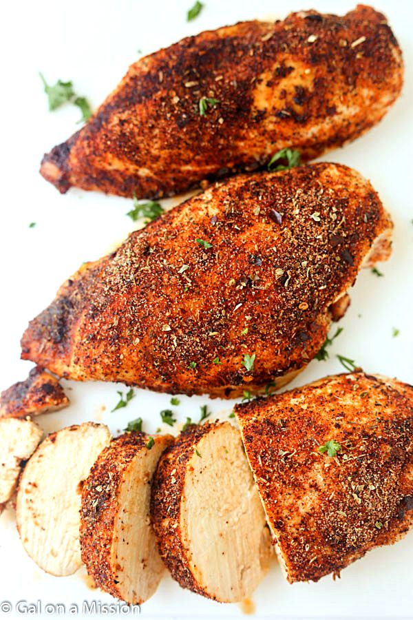 Easy chicken recipes baked