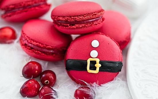 Santa Claus Desserts  Decorated Christmas Desserts