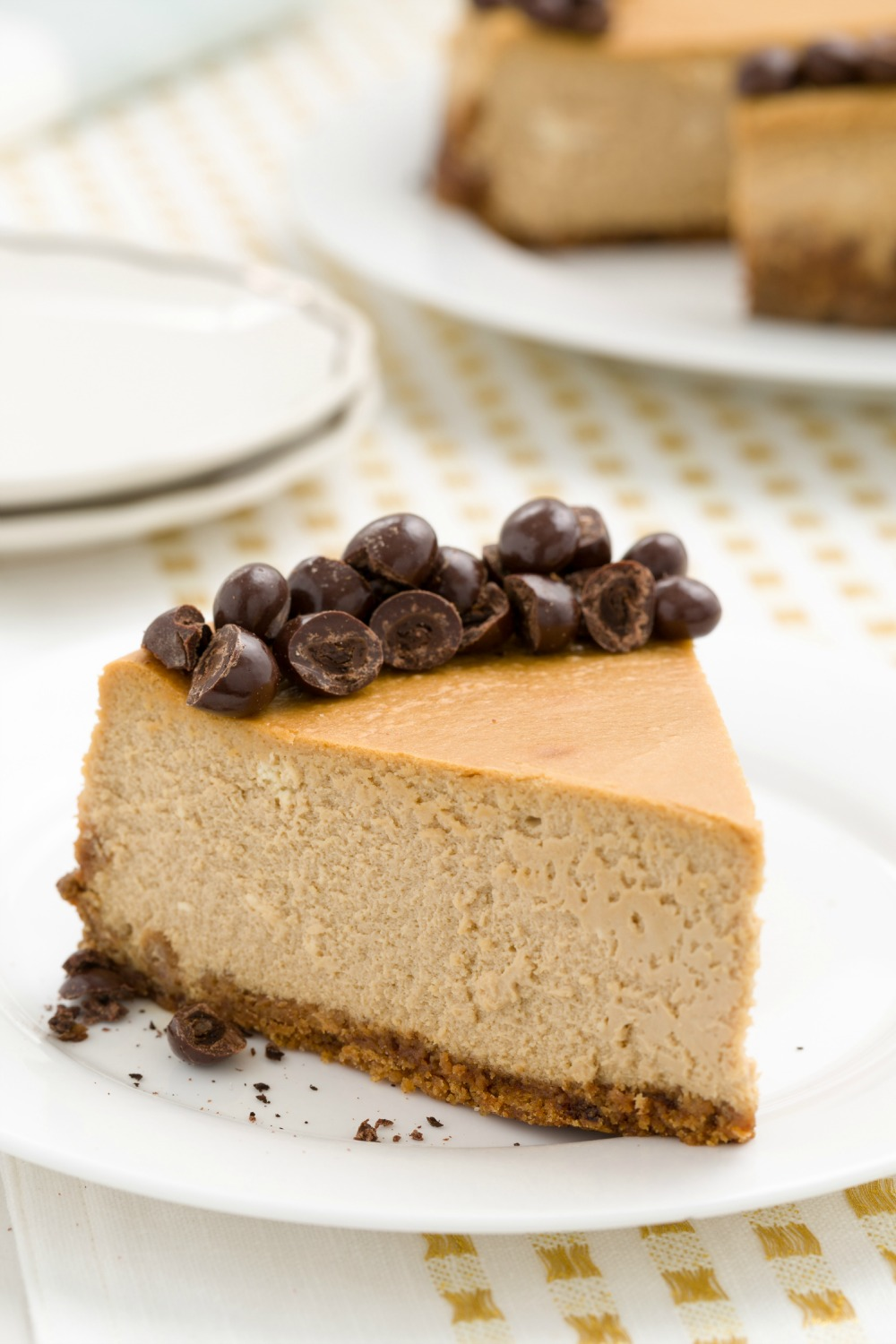 Best Cappuccino Cheesecake Recipe How To Make Cappuccino Cheesecake Delish Com