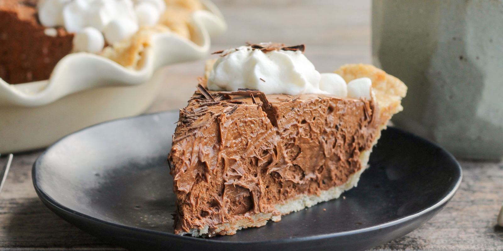 Hot Chocolate French Silk Pie is the Best New Way to ...