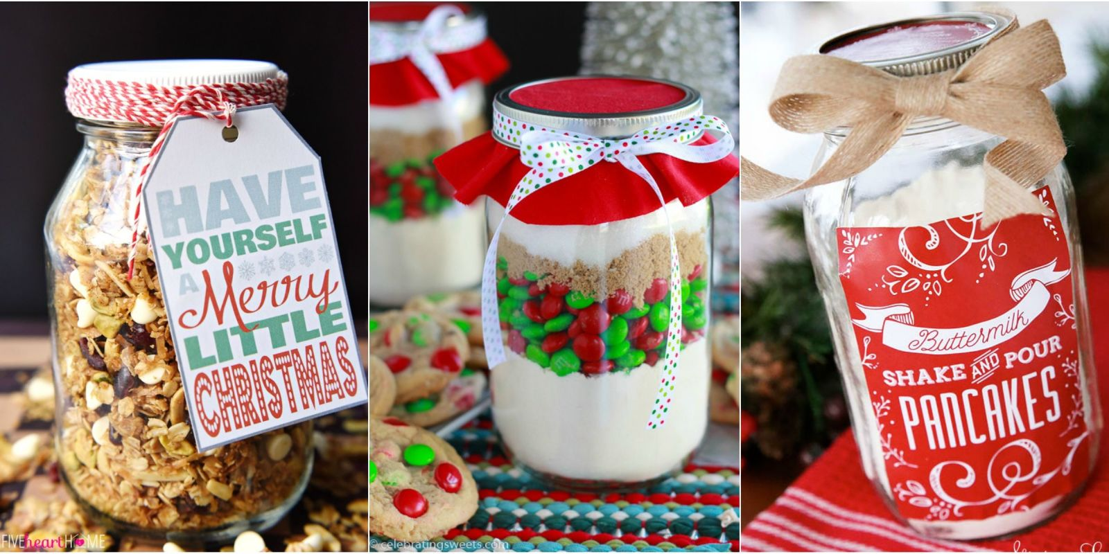34 Mason Jar Christmas Food Gifts Recipes For In A Delish