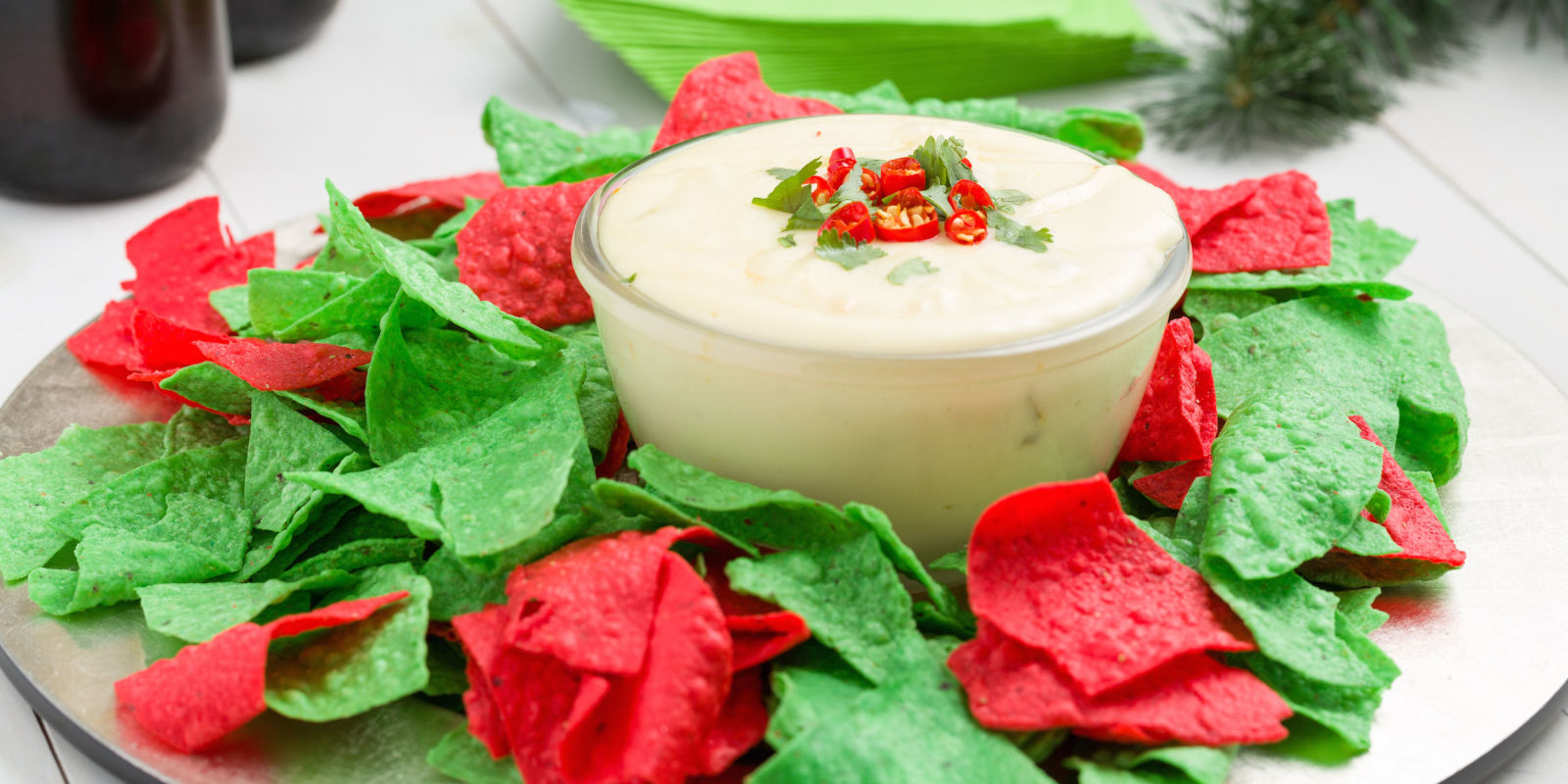 Best Christmas Queso Recipe - How to Make Christmas Queso