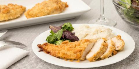 Ritz Breaded Chicken