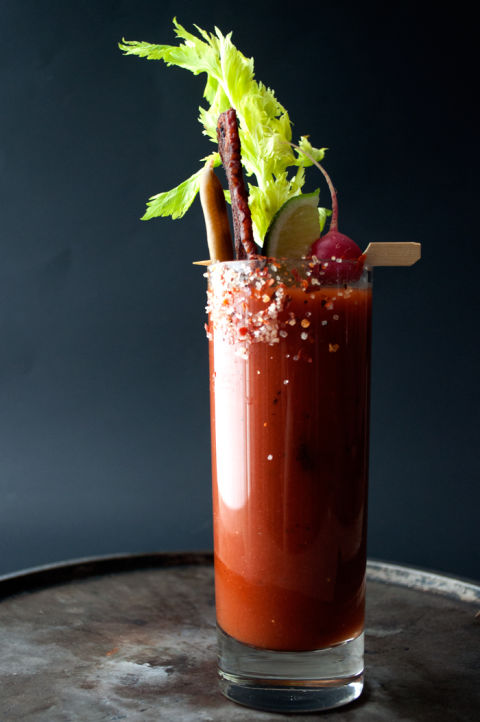 how to make the best bloody mary from scratch