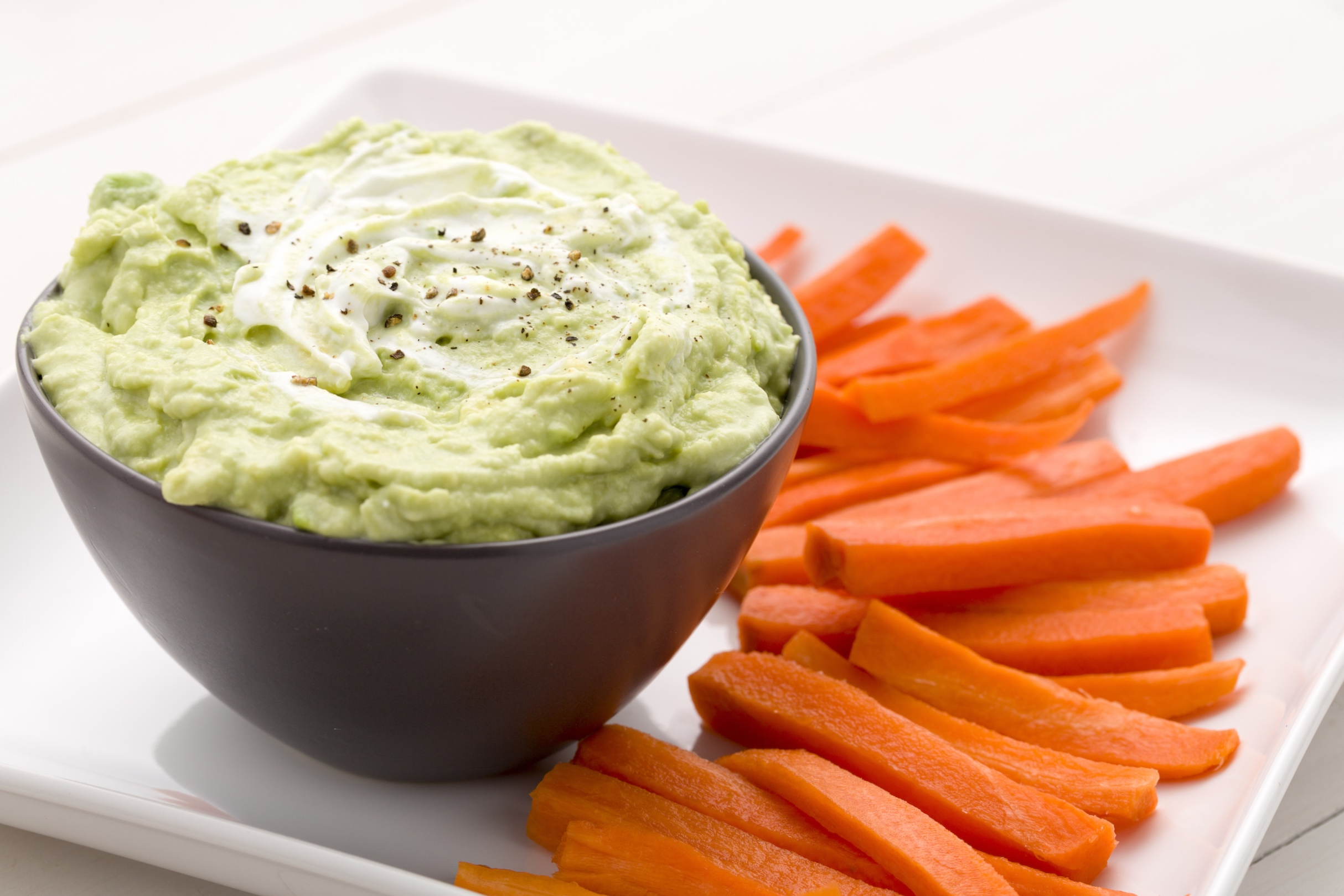 Best Creamy Avocado Dip Recipe - How to Make Creamy ...
