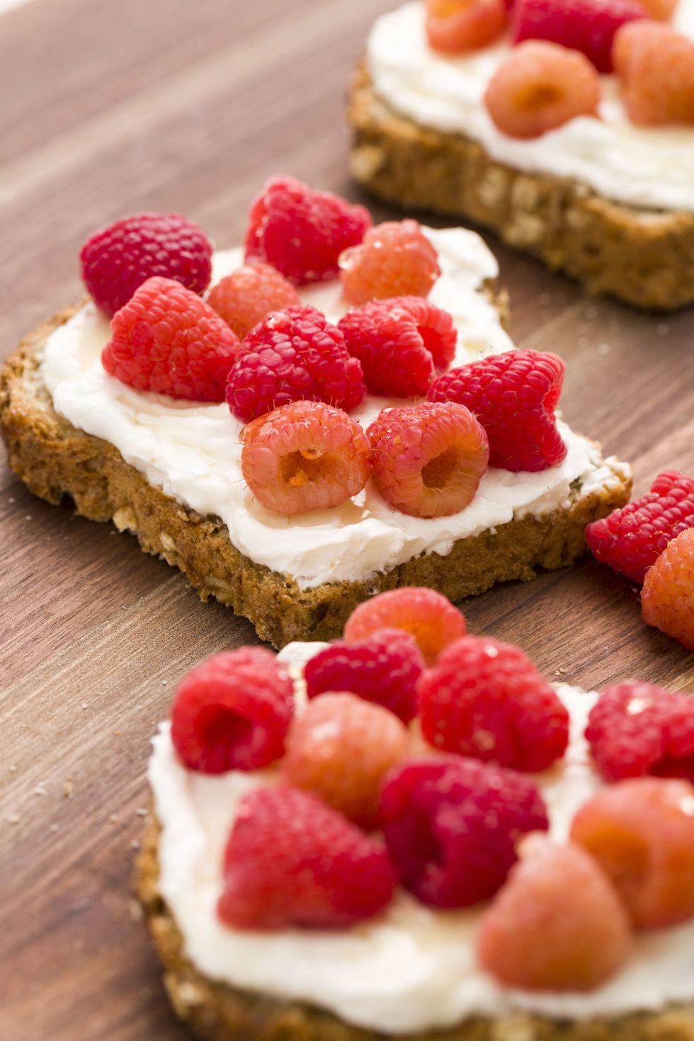 50 Best Healthy Snack Ideas