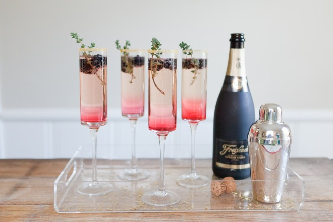 14 Easy Champagne Cocktails - Drink Recipes with Champagne - Delish ...