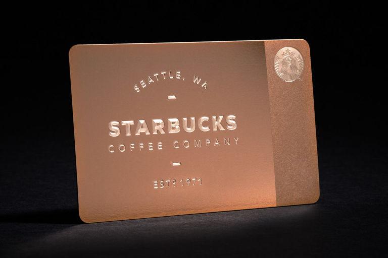 Starbucks sells out its 200 gift cards starbucks swarovski gift rose gold starbucks card negle Gallery