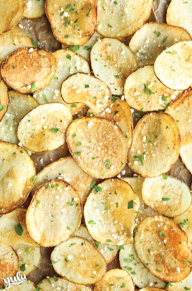 20 best healthy chips easy baked chips recipesdelish forumfinder Gallery