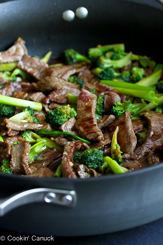 Quick and easy meat dish recipes