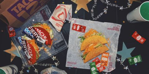 Taco Bell Launches Mystery Product for Super Bowl 50