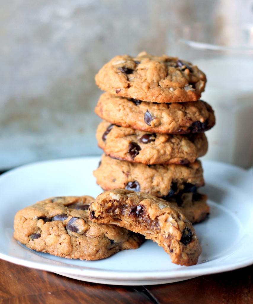 Low calories oatmeal cookies recipe