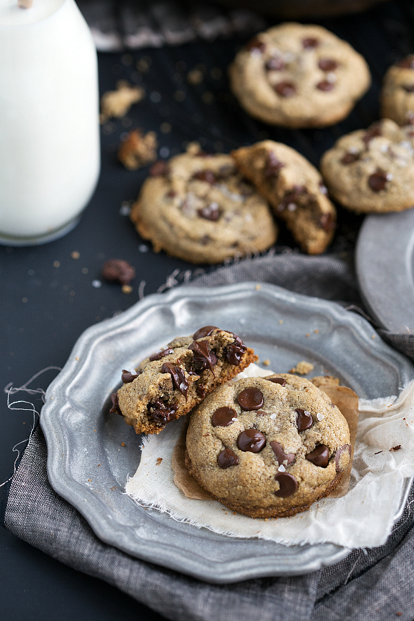Best recipes ever apple chocolate chip cookies
