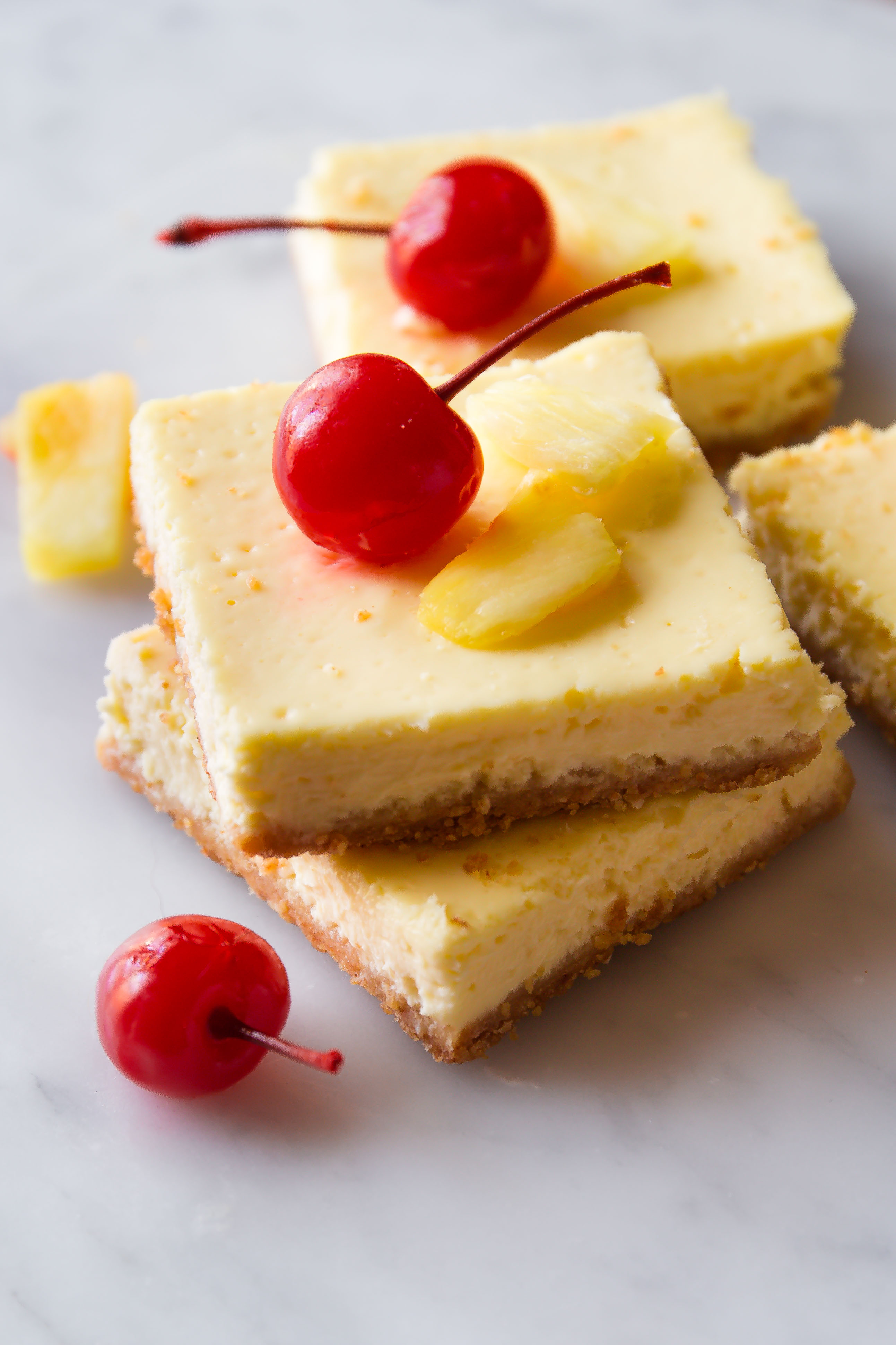 pineapple dessert desserts delish recipes recipe bars cheesecake summer healthy easy light skinny sweets 4th july taste these deserts homemade