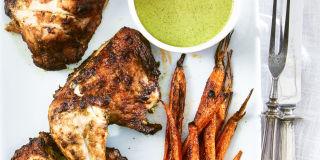 Best Cilantro Lime Chicken Recipe Delish Com
