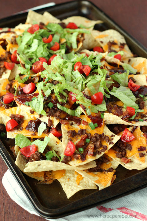how to make real nachos