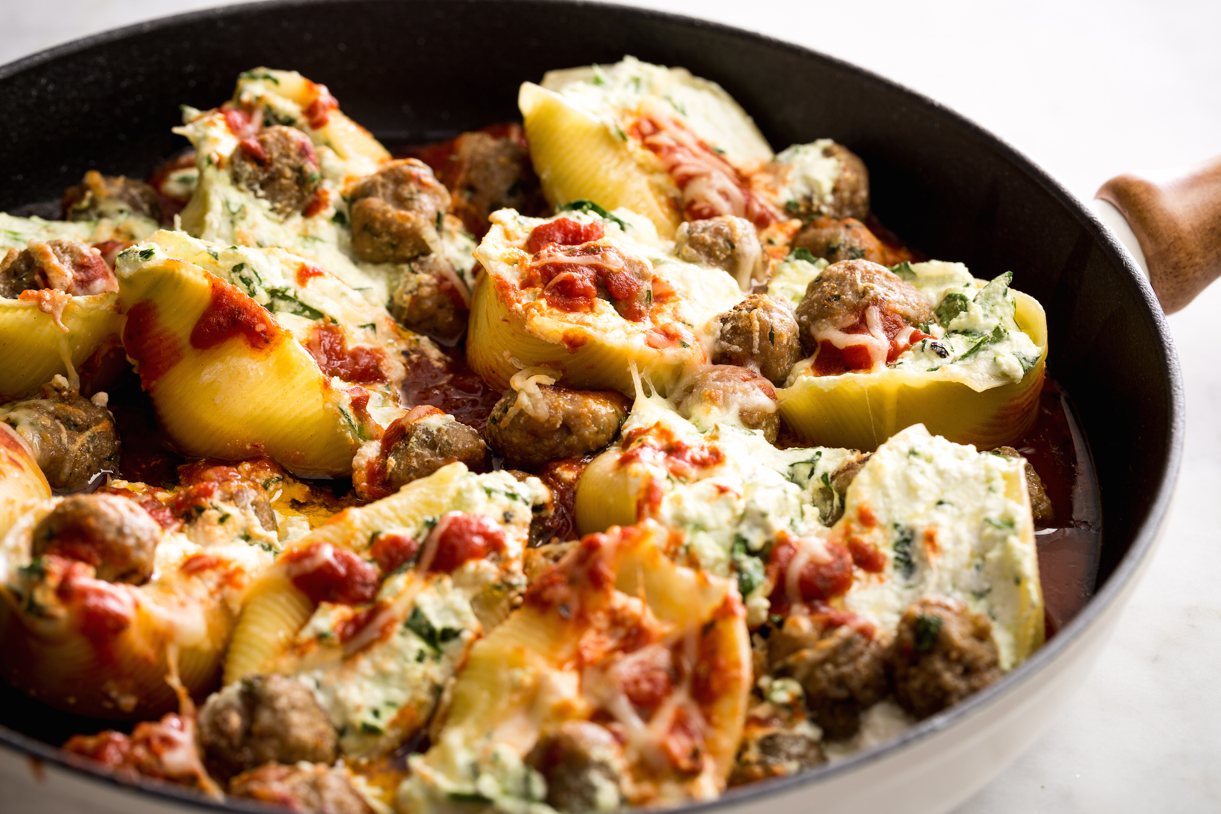 50 Stuffed Pasta Recipes How To Make Stuffed Shells Delish Com