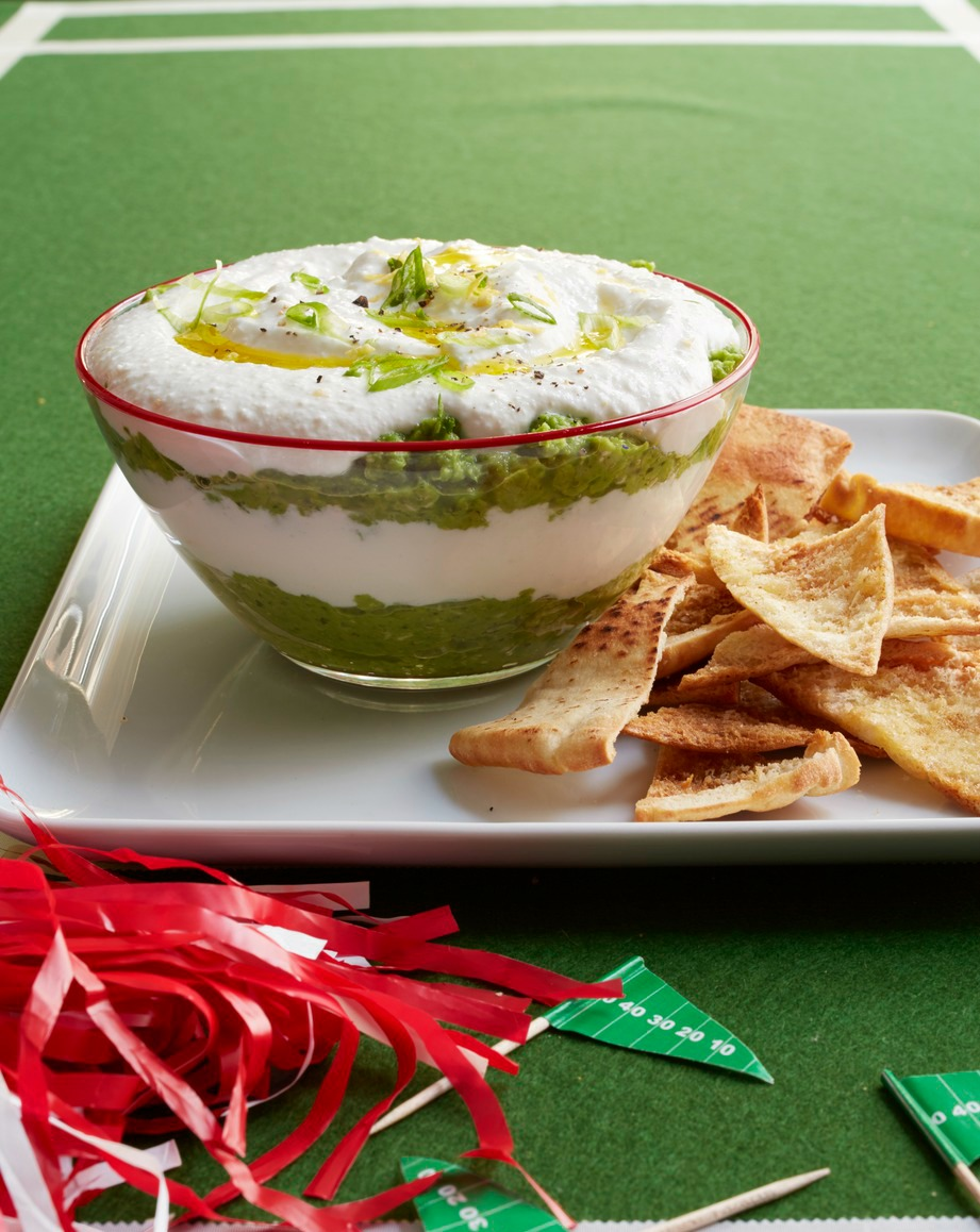 Best Creamy Layered Pea Dip Recipe-How to Make Creamy ...