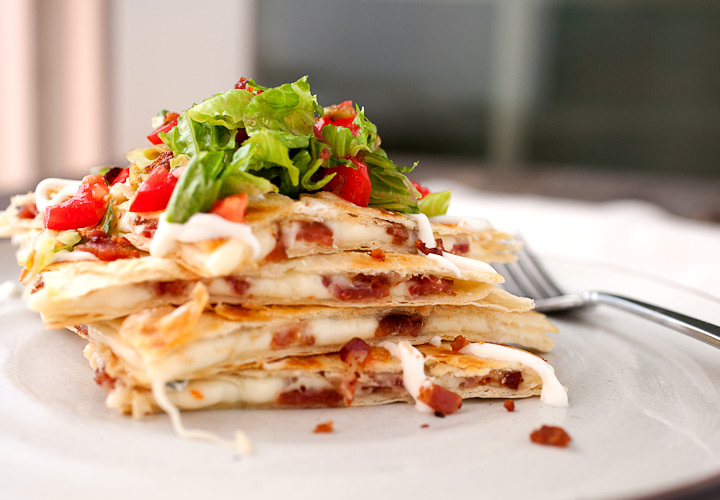 60 best quesadilla recipes how to make easy quesadillasdelish blt quesadilla forumfinder Gallery